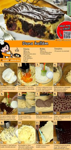 Breakfast Recipes, Muffin, Food And Drink, Sweets, Snacks, Cookies, Drinks, Health, Hungary