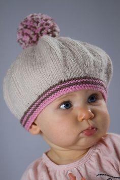 (6) Name: 'Knitting : Molly May Beret and Shoes - Baby Cakes