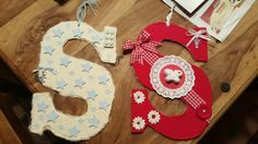 "Lettere decorate ""S"""