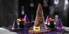 Witches hat treats