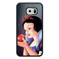 Galaxy S6 Case, Customized Black Soft Rubber TPU Galaxy S6 Case, Disney Cartoon Snow White Princess Galaxy S6 Case(Not Fit Galaxy S6 Edge) UniqueBox http://www.amazon.com/dp/B00VOVDUQ0/ref=cm_sw_r_pi_dp_Fsxtvb15W1GQF