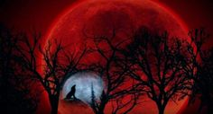 Super Rare Blue Blood Moon Lunar Eclipse on January 31, 2018 |UFO Sightings Hotspot