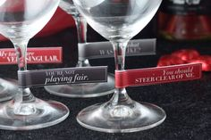 Fifty Shades of Grey wine | CatchMyParty.com