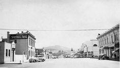 Lompoc California Circa 1940s by dewey4219, via Flickr