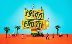 Frooti is one of India's oldest and most loved mango juice brands. For the first time in 30 years they were ready to unveil a new logo (Pentagram) and Frooti asked our team at Sagmeister & Walsh to design a visual language, concepts and strategy for a bra…