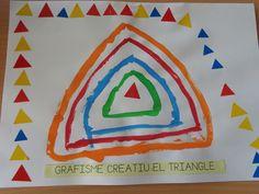 MIRA QUÈ FEM ARA!: GRAFISME CREATIU: EL TRIANGLE