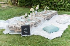 Fröhliche DIY Bridal Party von Marie Bleyer | Hochzeitsblog - The Little Wedding Corner