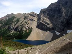 Carthew Alderson Trail, Waterton Lakes National Park, Alberta, Canada