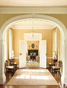 Amelia Handegan Restores the 18th-Century Rose Hill Estate in Virginia Photos | Architectural Digest