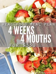 Meal Planning On Pinterest Meal Prep Family Of 4 And Meals