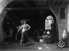 La danza con espada es característica de regiones donde abundan las zonas desérticas. El baile del desierto es ondulante y sinuoso precisamente por su alusión a la serpiente, que es símbolo de regeneración continua, del ciclo vital y energético. La fuerza simbólica del instrumento y del control del mismo a través del equilibrio, y la ondulación corporal, se complementan. Pues estos componentes de la danza con espada hablan de lo mismo, de la idea del constante e infinito movimiento del…