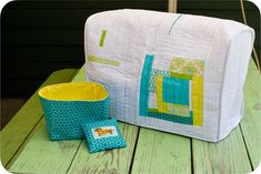 sewing machine cover tutorial - Google Search