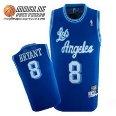 Canotte Nba Swingman Bryant  8 Blu Los Angeles Lakers €22.9 b2d34ff96