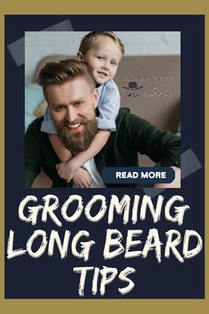 If you have a long beard you really need to groom it regularly following these steps. Here you can find out all about trimming and shaping a long and a short beard at home.	 Read more about beard trimming at beardtrimandgroom.com. #beardtrim #beardshape #beardgrooming