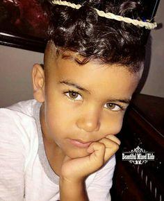 Sebastian Kai - 4 Years • Mexican & African American ❤ FOLLOW @beautifulmixedkids on instagram