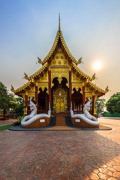 Wat Chedi Mae Krua, Thailand