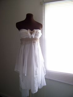 Butterfly Wedding Dress - Ethereal Wispy Bride - Floaty Sheer Bridal Gown - Naia - product images  of