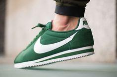 "Nike Classic Cortez Nylon ""Gorge Green"""