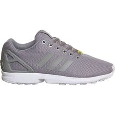 Adidas ZX Flux trainers ( 82) ❤ liked on Polyvore featuring shoes,  sneakers, 80s shoes, adidas, adidas trainers, adidas shoes and 80s sneakers 65f877319a