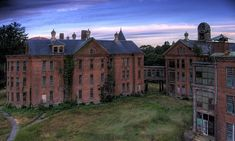 Taunton State Hospital | Spooky Places