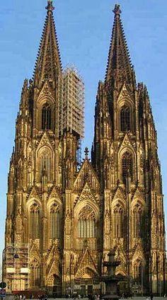 Catedral de Colonia (Alemania)