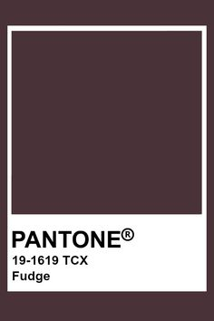 Pantone Colour Palettes, Purple Color Palettes, Pantone Color, Color Box, Colour Board, Brown Pantone, Pantone Tcx, Color Swatches, Color Pallets
