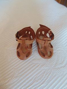 petites chaussures anciennes cuir poupée Bleuette GL doll shoes JUMEAU taille 0 in Jouets et jeux, Poupées, vêtements, access., Poupées anciennes | eBay