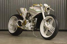 DUster Ducati Custom By Yuri Shif