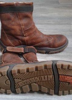 Boots cuir enfant pointure 35 neuve  enfant  vinted  kids  boots 3ecb8eb0579