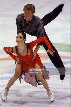Anjelika Krylova and Oleg Ovsyannikov