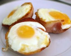 The Paleo Home: Paleo Bacon and Eggs To Go