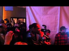 """4:40... Genius...Snoop Dogg Freestyle over Dam Funk Beats Live at """"Dogg House"""" Art Show"""