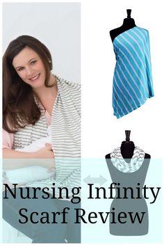 Nursing Infinity Scarf Reviews - Breastfeeding Needs