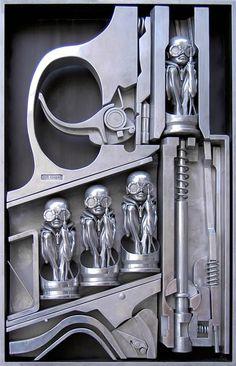 Birthmachine by H.R. Giger