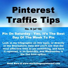 Fantastical #9 Pinterest Traffic Tip