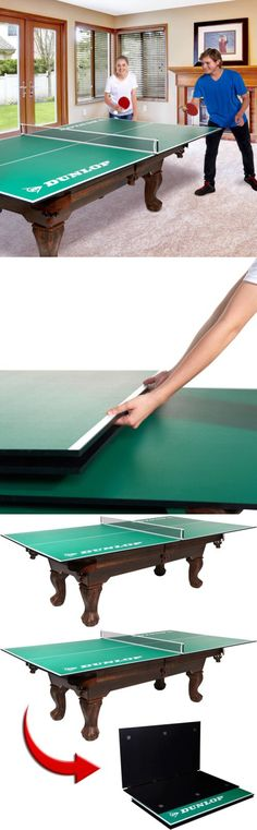 Tables 97075: Ping Pong Table Top Cover Conversion Set Official Size For  Pool Air Hockey