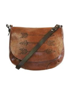 The Original Crossbody with laser etched arrows! Awesome!