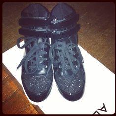 ALDO sneakers.