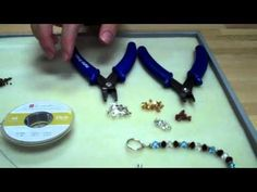 This Quick Video shows how to use crimp tubes and beads to give your designs a professional touch. To locate our crimp tubes and beads. http://www.artbeads.com/crimp-tubes-and-covers.html