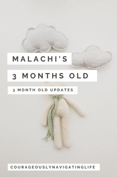 Malachi's 3 Months Old - Courageously Navigating Life 3 Month Olds, My Little Baby, 3 Months, About Me Blog, Kids, Young Children, Boys, Children, Boy Babies