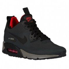 half off 6121e 9a8ab Nike Air Max 90 Mid Winter - Men sRock a classic look with modern comfort  and fit.Max Air unit under the heel offers cushioning and impact protection.