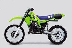 1984 Kawasaki KX250   Flickr - Photo Sharing!