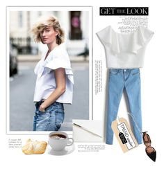"""""""Get The Look"""" by rever-de-paris ❤ liked on Polyvore featuring Boohoo, BP., Chicwish and Zara"""