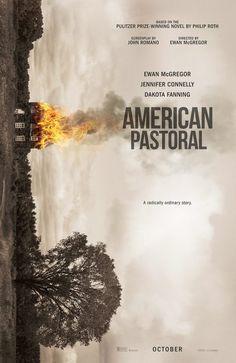 Trailer de American Pastoral de et avec Ewan McGregor, tiré du roman de Philip Roth