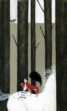 Violeta Lopiz. fox