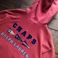 Chaps Ralph Lauren Hoodie  Size L 8/10 75$ shipped Wa : +62-82261680430