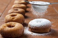 cake & caster sugar!