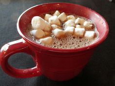 Drinkable Chocolate