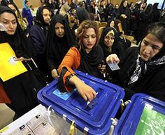 Le reformistas vencen a le conservators en Iran