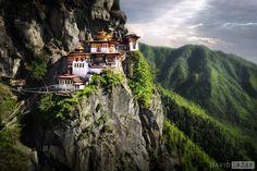 Mountain Monastery by David Lazar